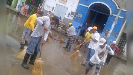 Senamhi pronostica fuertes lluvias en Pacasmayo y Chepén