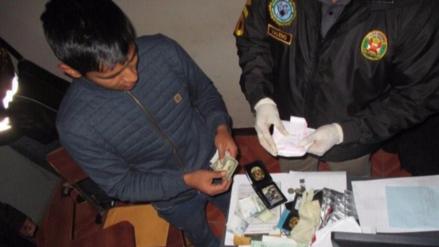 Ilave: ordenan nueve meses de prisión preventiva para policía 'coimero'