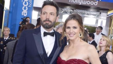 Se oficializó el divorcio entre Jennifer Garner y Ben Affleck