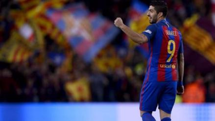 Suárez dice que el Barcelona es capaz de remontar la eliminatoria ante PSG