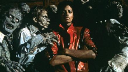 'Thriller' de Michael Jackson logró récord en ventas