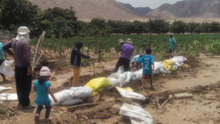 Continúa la búsqueda de desaparecida por lluvias en Áncash