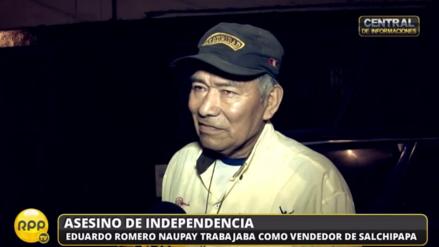 Habla el seguridad de la cuadra en la que vivía el asesino de Independencia