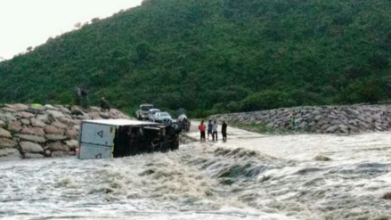 Fuertes lluvias generan activación de quebradas en Huancabamba