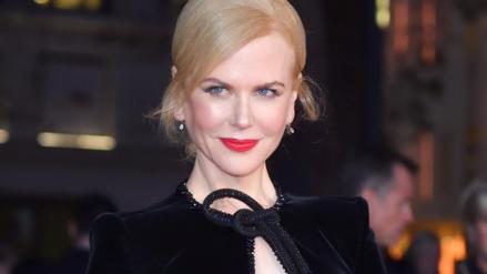 Nicole Kidman habla de su pasado compromiso con Lenny Kravitz