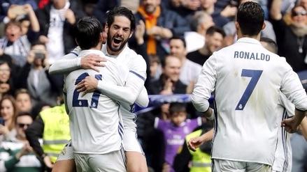 Real Madrid venció al Espanyol con retorno y gol de Gareth Bale