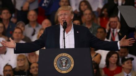 Donald Trump inventa un atentado en Suecia y provoca reacción diplomática