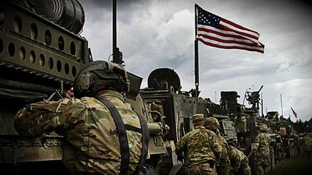 Estados Unidos enviará una tropa de 1,000 soldados a frontera polaca con Rusia