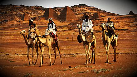 El país con el doble de pirámides que Egipto y que pocos conocen