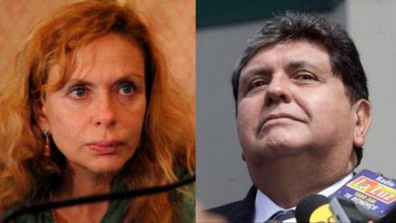 Eliane Karp sobre Alan García:
