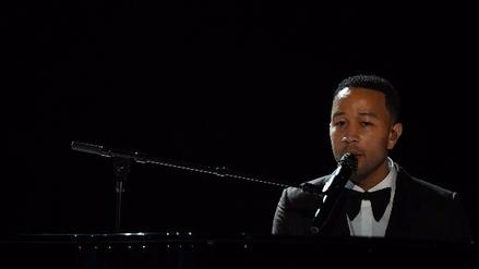 John Legend se presentó en el Juego de las Estrellas