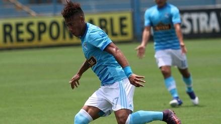 La gran jugada colectiva de Sporting Cristal que terminó en gol