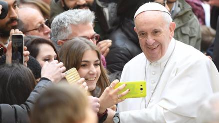El papa Francisco visitaría el Perú en el 2018, según Reuters