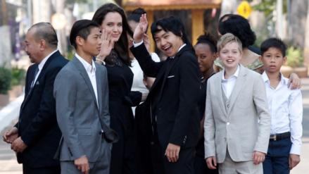 "Angelina Jolie sobre Brad Pitt: ""Siempre seremos una familia"""