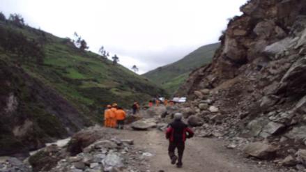 Dos mil familias afectadas por lluvias en Cáceres del Perú