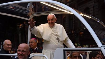 El papa Francisco desea visitar el Perú en el 2018