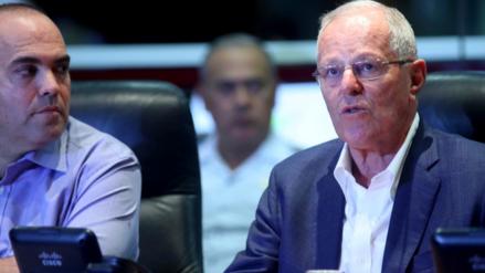 PPK recibe este lunes en Palacio de Gobierno a la Comisión de Fiscalización