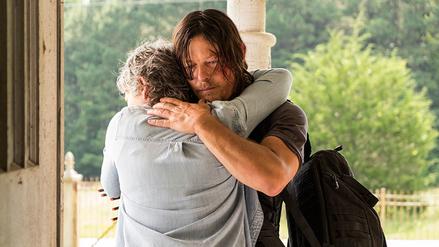 Fotos | The Walking Dead 7x10: reencuentros y nuevos aliados