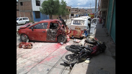 Cajamarca: suspenden tránsito pesado por