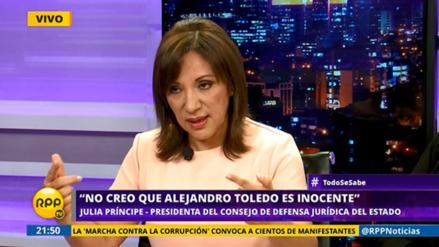 Julia Príncipe: