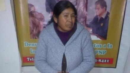 Liberan a mujer que llevaba más de dos mil municiones en vía Juliaca - Arequipa