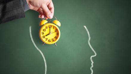 Puedes entrenar tu reloj interior para dejar de llegar tarde