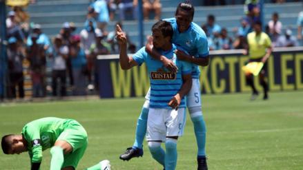 Sporting Cristal goleó a Ayacucho FC y es líder absoluto de la Liguilla A