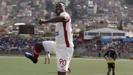 Luis Tejada mandó un mensaje tras su primer gol con Universitario