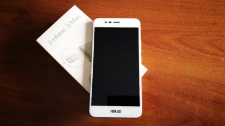 Probamos el Asus Zenfone 3 Max y este es el resultado