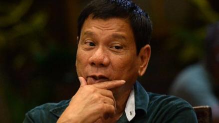 Senadora filipina llamó