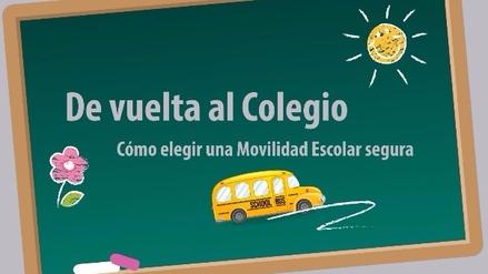 Cómo elegir una movilidad escolar segura