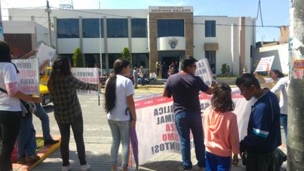 Rechazan defensa de perros callejeros en el distrito de Mariano Melgar