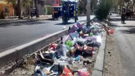 Megaoperativo de limpieza se realizará hoy en el mercado de Piura