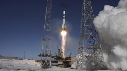 El Progress MS-05 despegó rumbo a la Estación Espacial Internacional
