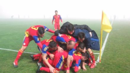 Andorra rompió racha de 13 años sin ganar ante San Marino