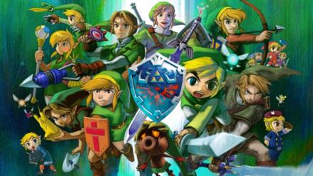 Los 14 mejores juegos de Zelda en la historia