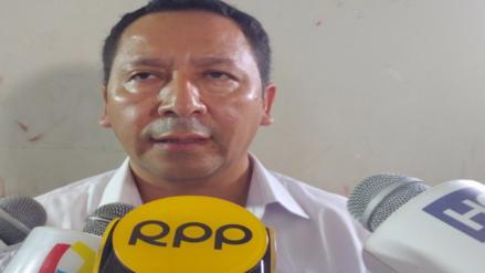 Congresista Flores pide a alcaldes no quejarse de falta de dinero para emergencia