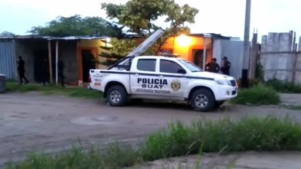Cinco policías detenidos durante desarticulación de banda criminal