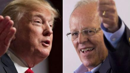 PPK y Donald Trump se reunirán este viernes en la Casa Blanca