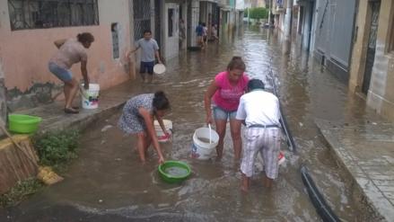 Chiclayo: CGT no realizará remates ni embargos por lluvias