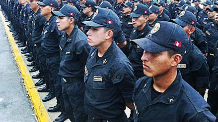 Policías podrán trabajar nuevamente como seguridad en sus días libres