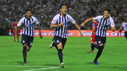 Alianza Lima ganó 2-0 a Comerciantes y sigue invicto en el Torneo de Verano