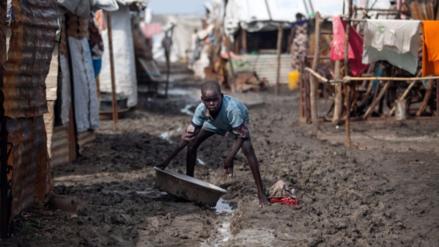 Las imágenes de la hambruna que padecen cuatro países de África