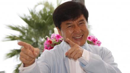 Jackie Chan rueda su nueva película en Marruecos