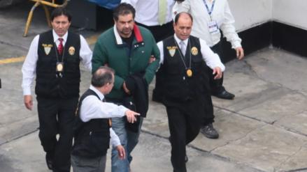 El Poder Judicial definirá si Belaunde Lossio va a arresto hospitalario