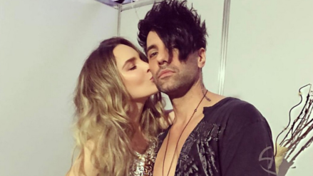 Video | Criss Angel bailó 'El Sapito' junto a Belinda