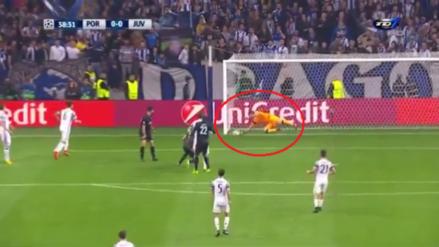 La felina reacción de Iker Casillas que salvó al Porto en la Champions
