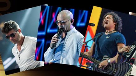 Premio lo Nuestro, todo listo para rendir homenaje a la música latina