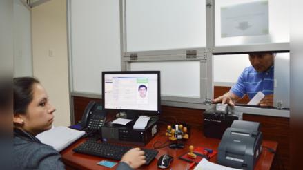 Cajamarca: procesados y sentenciados libres ya usan control biométrico
