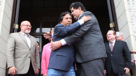 ¿Alan García le pidió un ministerio a Alejandro Toledo en 2001?